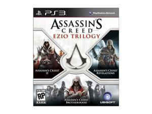 Assassin's Creed: Ezio Trilogy Playstation3 Game Ubisoft