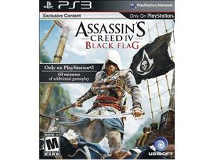 Assassin's Creed 4: Black Flag PlayStation 3