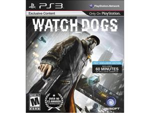 Watch Dogs Playstation3 Game