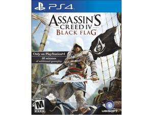 Assassin's Creed 4: Black Flag PS4 Game Ubisoft