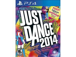 Just Dance 2014 for Sony PS4 PS4 Camera or PS Move Controllers Required
