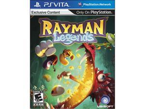 Rayman Legends PS Vita Games