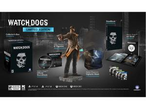 Watch Dogs Limited Edition PlayStation 4