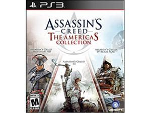 Assassins Creed: The Americas Collection PlayStation 3