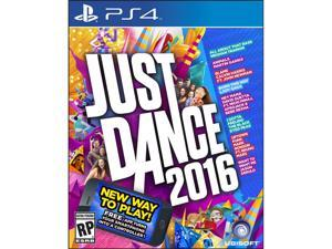Just Dance 2016 PlayStation 4