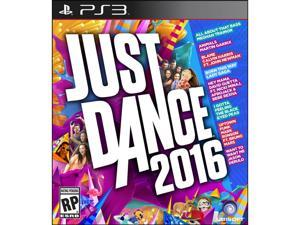 Just Dance 2016 PlayStation 3