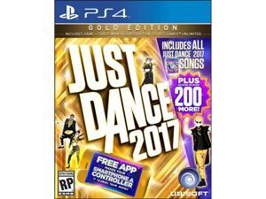 Just Dance 2017 Gold Edition - PlayStation 4