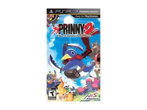 Prinny 2: Dawn of Operation Panties, Dood! PSP Game NIS America