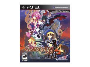Disgaea 4: A Promise Unforgotten Playstation3 Game