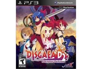 Disgaea D2: A Brighter Darkness Playstation3 Game NIS America