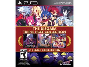 The Disgaea Triple Play Collection - PlayStation 3