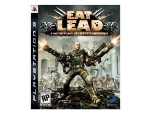 Eat Lead: Return of Matt Hazard Playstation3 Game D3 PUBLISHER
