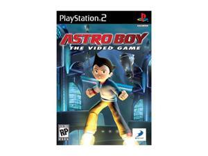 AstroBoy Playstation 2 Game D3PUBLISHER