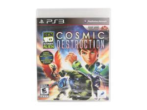 Ben 10: Ultimate Alien Playstation3 Game