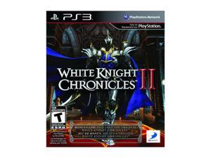 White Knight Chronicles II Playstation3 Game D3 PUBLISHER