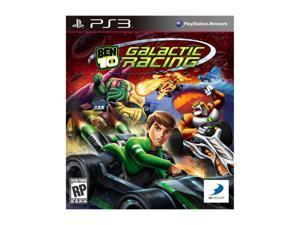 Ben 10: Galactic Racing Playstation3 Game