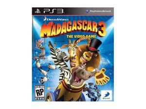 Madagascar 3: The Video Game Playstation3 Game D3 PUBLISHER