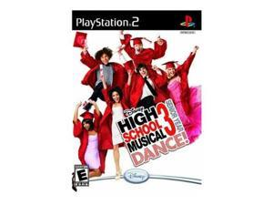 High School Musical 3: Senior Year Bundle w/Dance Mat Game
