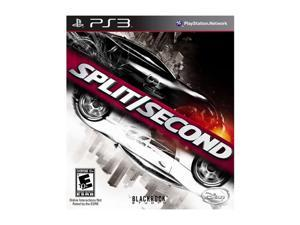Split Second Playstation3 Game Disney
