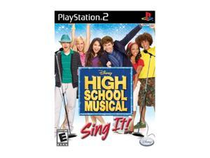 High School Musical: Sing It Game