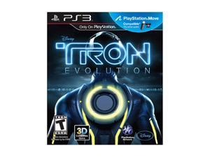 Tron: Evolution Playstation3 Game Disney