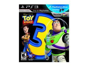 Toy Story 3 The Video Game Playstation3 Game Disney