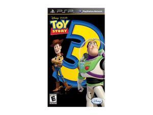 Toy Story 3 The Video Game PSP Game Disney