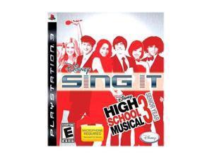 Disney Sing It: High School Musical 3 Senior Year PlayStation 3
