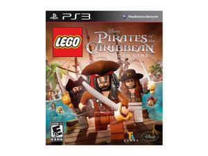 Lego Pirates of the Caribbean: The Video Games Playstation3 Game