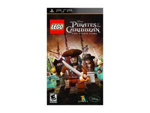 Lego Pirates of the Caribbean: The Video Games PSP Game Disney