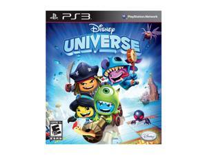 Disney Universe Playstation3 Game