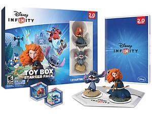 Disney INFINITY: Toy Box Bundle Pack (2.0 Edition) PlayStation 3