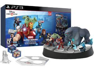 INFINITY 2.0 Starter Pack-Marvel Super Heroes Collectors PS3
