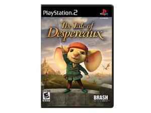 Tale of Despereaux PlayStation 2 (PS2) Game Warner Bros. Studios