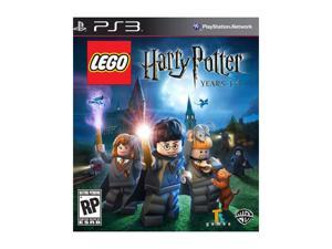 Lego Harry Potter: years 1-4 Playstation3 Game Warner Bros. Studios