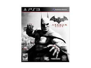Batman: Arkham City Playstation3 Game Warner Bros. Studios