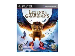 Legend of Guardians: Owls Ga'Hoole Playstation3 Game