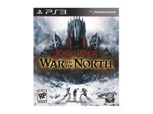Lord of the Rings: War in the North Playstation3 Game