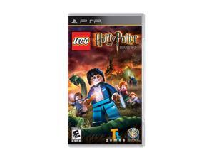 Lego Harry Potter: Years 5-7 PSP Game Warner Bros. Studios