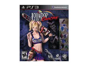 Lollipop Chainsaw Playstation3 Game Warner Bros. Studios