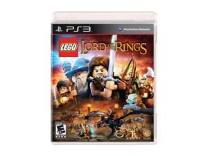 LEGO Lord of the Rings Playstation3 Game Warner Bros. Studios