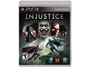 Injustice: Gods Among Us Playstation3 Game Warner Bros. Studios