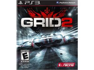 Grid 2 Playstation3 Game Warner Bros. Studios