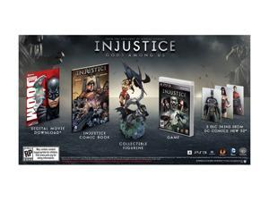 Injustice: Gods Among Us Collector's Edition Playstation3 Game