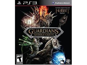 Guardians of Middle Earth Playstation3 Game