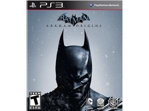 Batman: Arkham Origins PlayStation3 Game Warner Bros. Studios