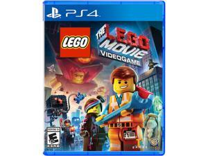 The LEGO Movie Videogame PS4 Game Warner Bros.