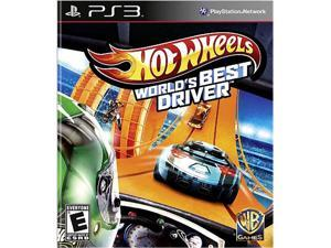 Hot Wheels: World's Best Driver PS3 Game Warner Bros. Studios