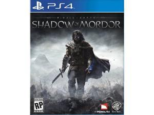 Middle Earth: Shadow of Mordor PlayStation 4 Warner Bros.