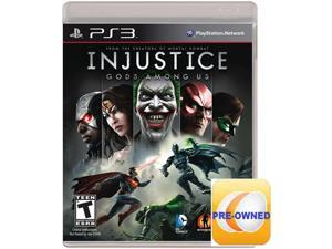 Pre-owned Injustice: Gods Among Us  PS3